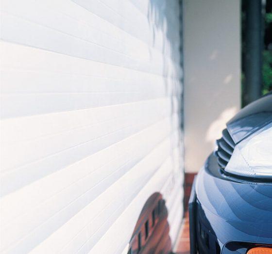 Bramy garażowe rolowane - ogrodzenia-europlot.pl