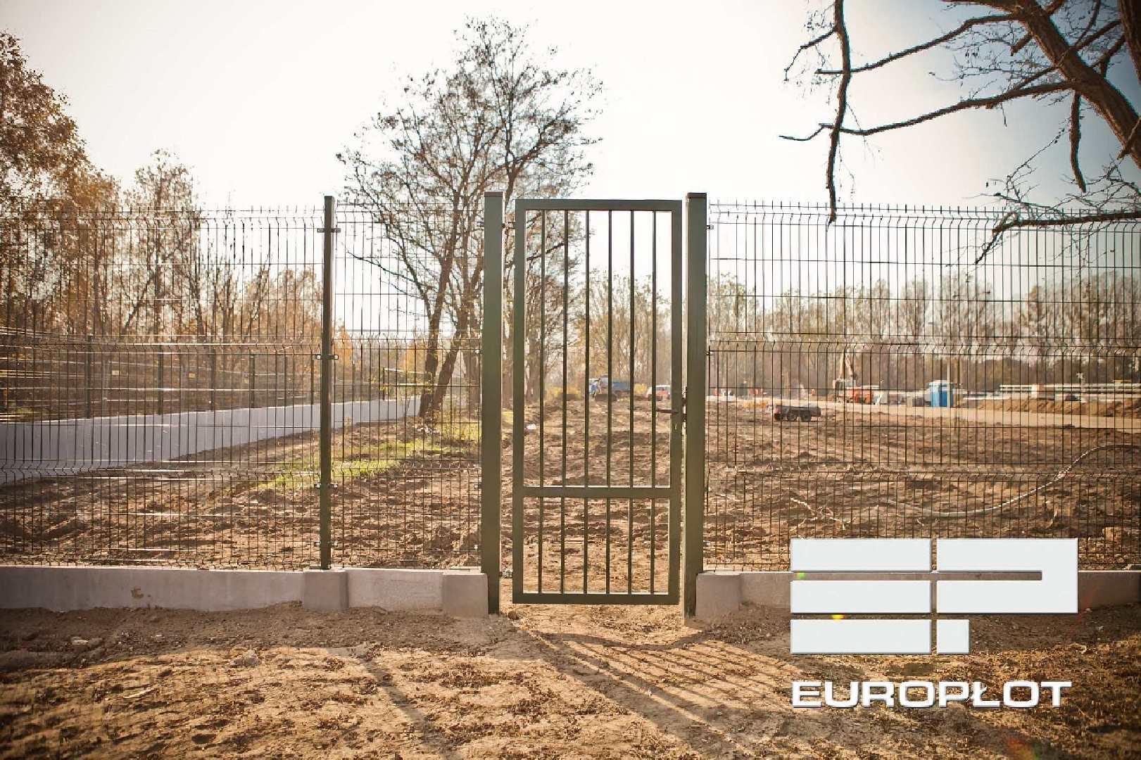 Ogrodzenia panelowe europ ot ogrodzenia for Kuchenzeile 2 10 m