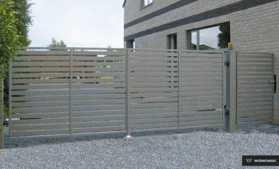 bramy wjazdowe dwuskrzyd owe europ ot ogrodzenia. Black Bedroom Furniture Sets. Home Design Ideas