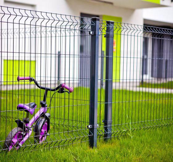 Świeże Panele ogrodzeniowe z drutu zgrzewanego cz. 2 - pomysł na ogrodzenie SI47