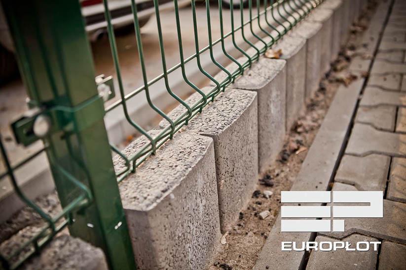 W Ultra Panele ogrodzeniowe z drutu zgrzewanego cz. 2 - pomysł na ogrodzenie FG66