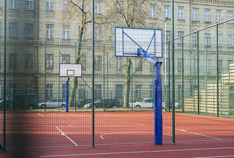 Jakie ogrodzenie na boisko sportowe? - ogrodzenia-europlot.pl