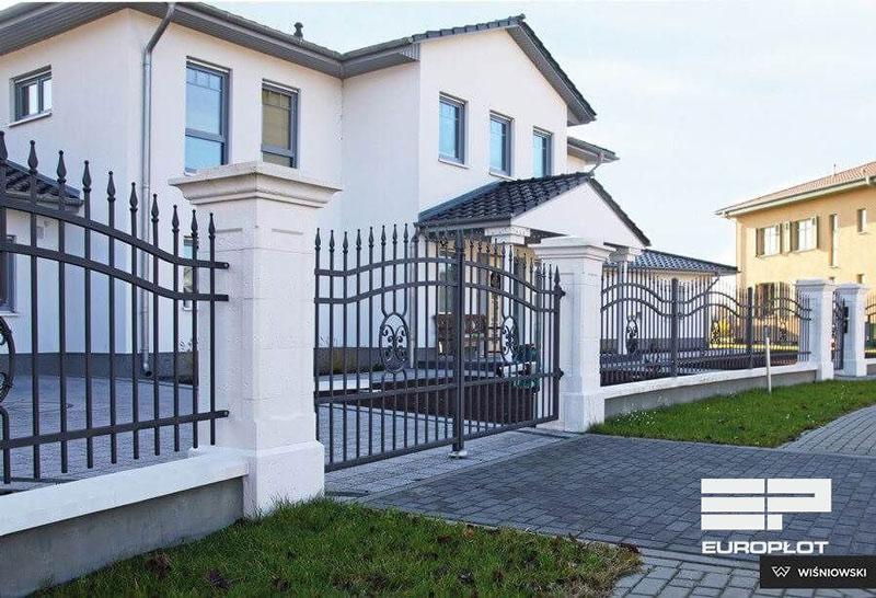 Modne ogrodzenia domów, czyli jakie? - ogrodzenia-europlot.pl