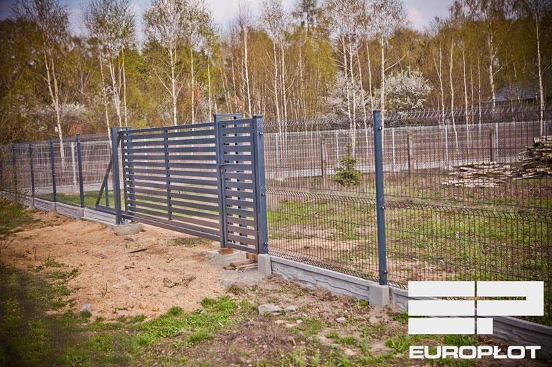 Od czego zacząć budowę domu?  Pierwszy krok – ogrodzenie działki - ogrodzenia-europlot.pl