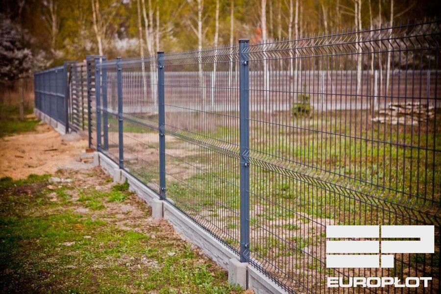 Montaż podmurówki betonowej z gotowych elementów – etapy, czas, koszty - ogrodzenia-europlot.pl